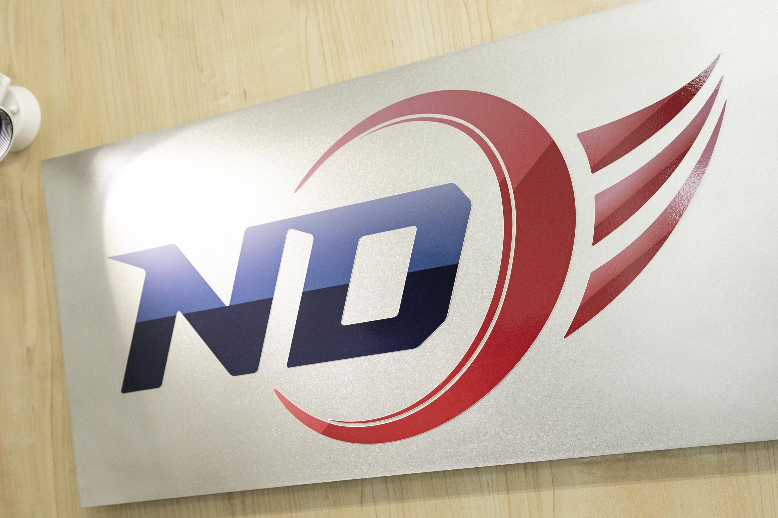 日本電通株式会社のロゴマーク