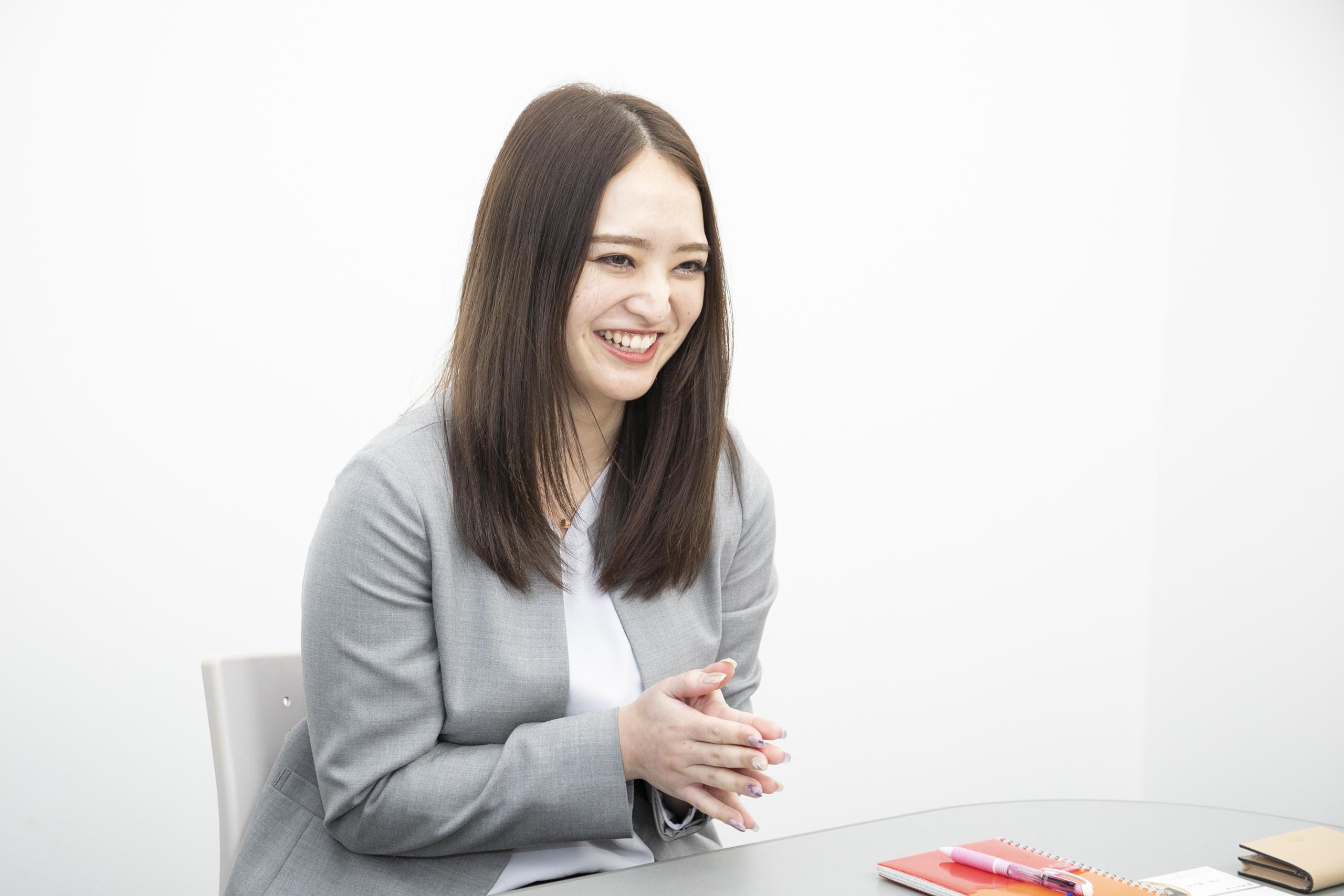 日本電通株式会社人事部江口さん